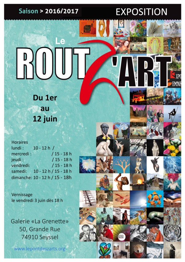 Affiche Routz'art 2016web